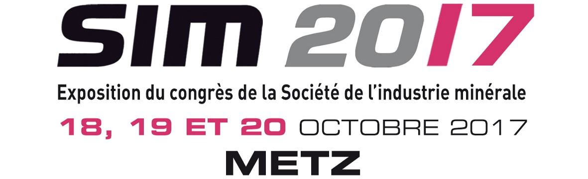 Visit us at the CIM exhibition from  18-20 th October, in F-5700 METZ.  We will be glad to meet you Hall A, Stand C26